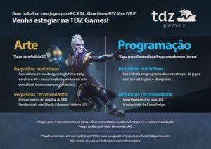 vagas-estagio-tdz-games