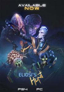 Eliosis Hunt - lançamento 15-08